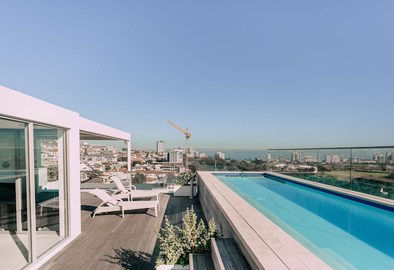 104 The legacy, Cape Town, Rooftop Pool