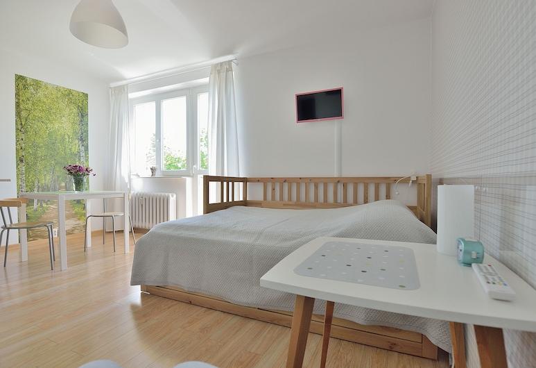 Victus Apartamenty - Jurta 1, Sopot, Apartment, Zimmer