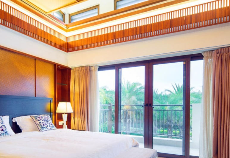 Sanya Best Hotel, Sanya, Deluxe Double Room, Non Smoking, Guest Room