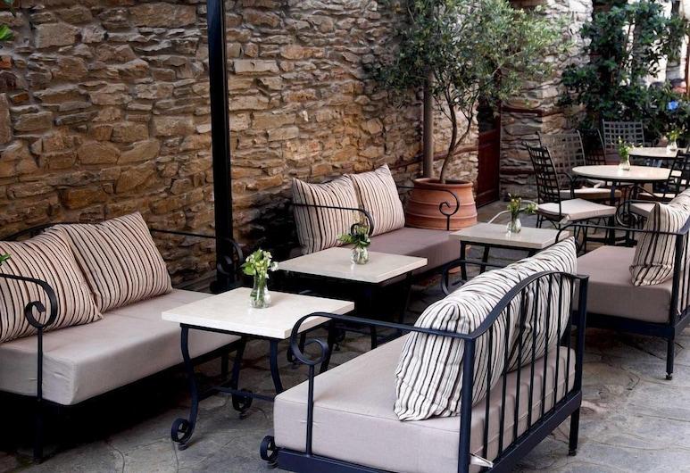 Hotel Marelia, Polijiros, Taras/patio