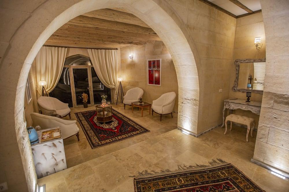 Suite Panorâmica - Sala de Estar