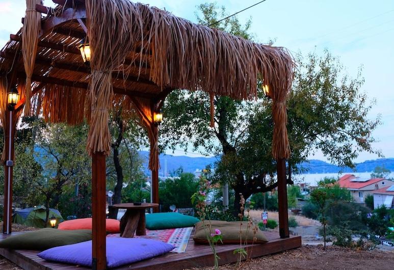Palmira Bungalow & Camping, Marmaris, Bahçe