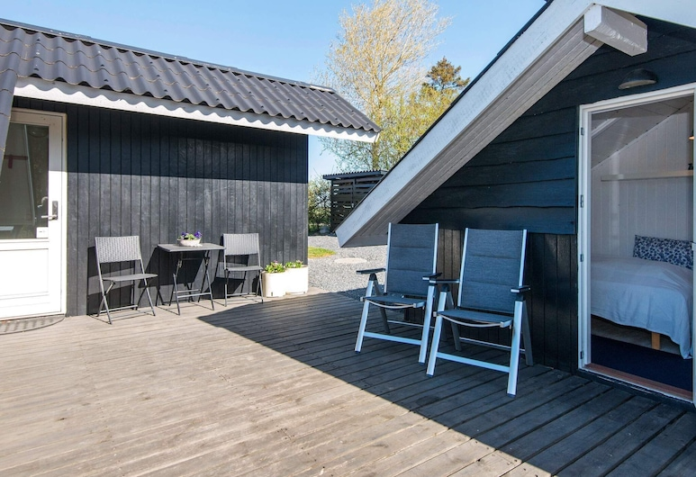 Ravishing Holiday Home in Jutland With Whirlpool, Knebel, Μπαλκόνι