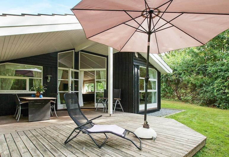 Spacious Holiday Home in Slagelse With Sauna, Slagelse, Balkon