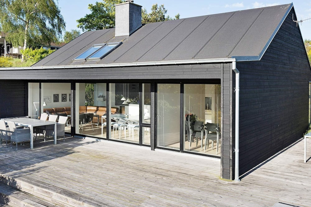 Spacious Holiday Home in Jutland With Terrace