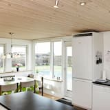 Spacious Holiday Home at Bogense Funen With Indoor Whirlpool