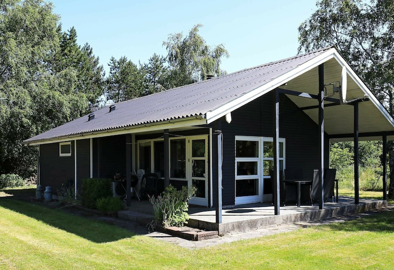 Modern Cabin in Logstor With Fireplace, Logstor