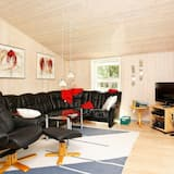 Stylish Holiday Home in Roslev Denmark With Roofed Terrace