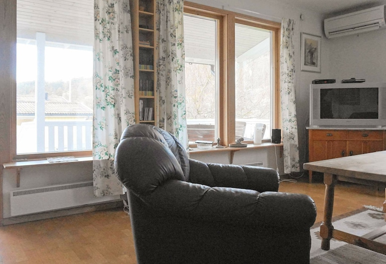 7 Person Holiday Home in Fagerfjäll, Fagerfjäll, Living Room