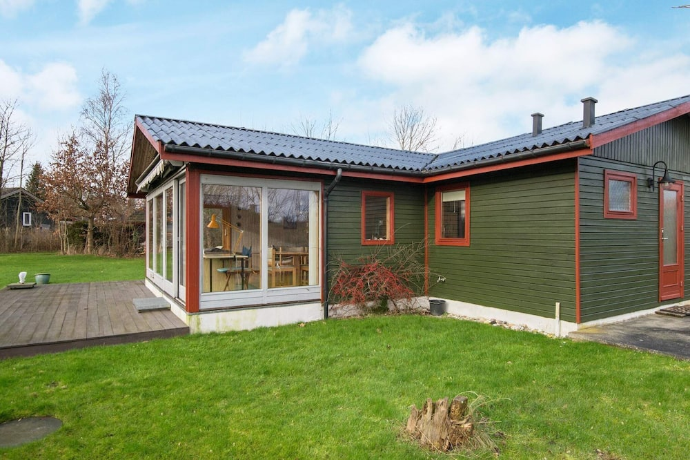 Delightful Holiday Home in Odder Jutland With Terrace