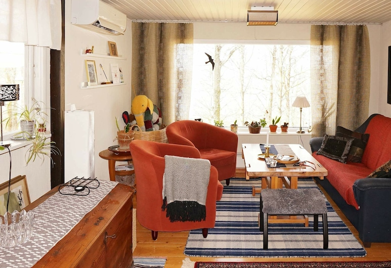 6 Person Holiday Home in Rolfstorp, Rolfstorp, Living Room