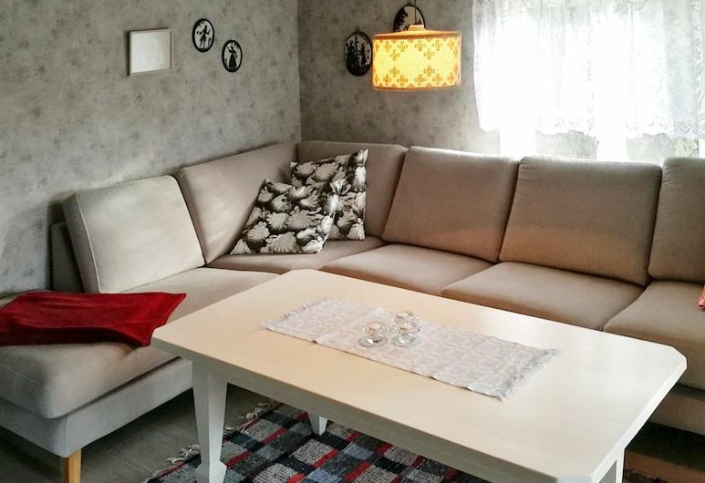 4 Star Holiday Home in Kyrkhult, Kyrkhult, Living Room