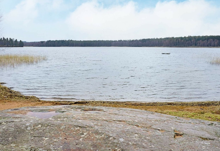 4 Person Holiday Home in Vimmerby, Vimmerby, Beach