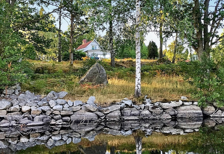 4 Star Holiday Home in Kyrkhult, Kyrkhult, Property Grounds