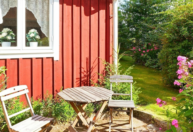 5 Person Holiday Home in Skällinge, Skällinge, Balcony