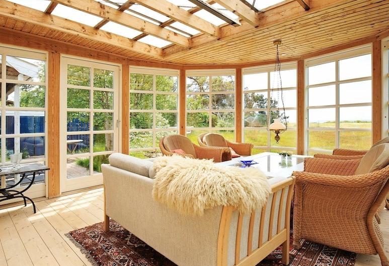 Modern Holiday Home With Conservatory in Zealand, Sjællands Odde