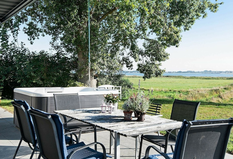 Relaxed Holiday Home in Haderslev Near Sea, Haderslev, Balkong