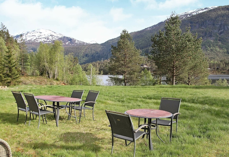 4 Star Holiday Home in Førde, Forde, Property Grounds