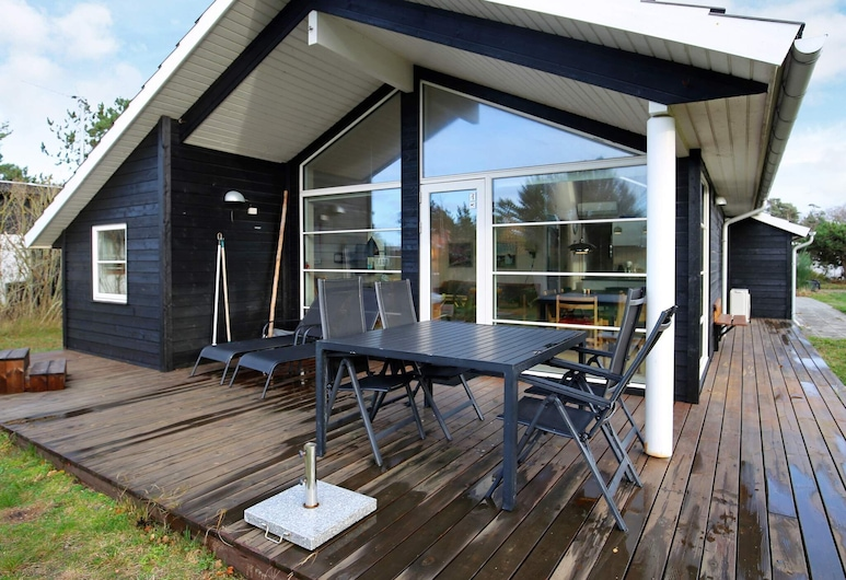 Magnific Holiday Home in Zealand With Sea Nearby, Slagelse, Μπαλκόνι