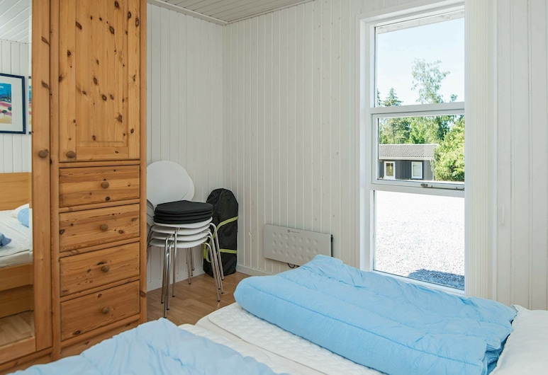 Tranquil Holiday Home in Jutland With Panoramic View, Knebel, Quarto