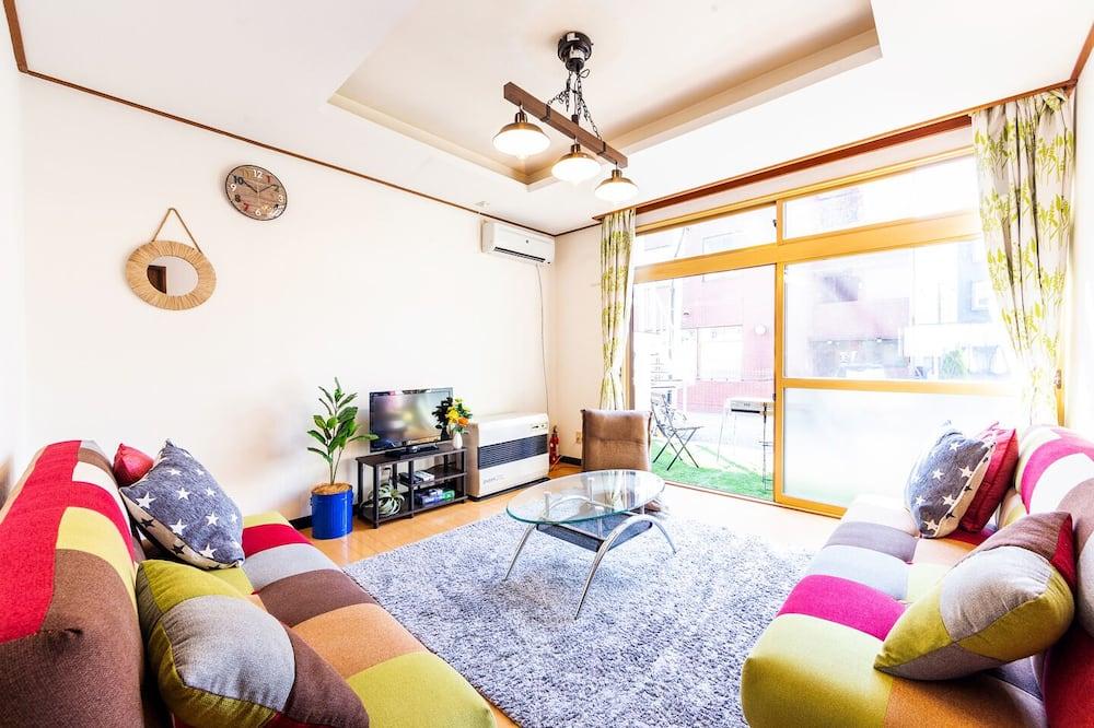 Casa, para no fumadores (Private Vacation Home) - Sala de estar