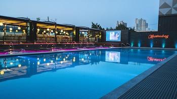 束草Sokcho Marina Bay hotel的相片