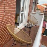 Apartamento, 2 habitaciones - Balcón