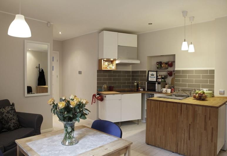 Victus Apartamenty - Jordan, Sopot, Apartmán, 2 spálne, Stravovanie v izbe