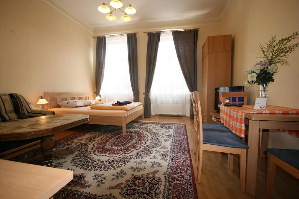 Apartment No. 3 Luční vrch 11