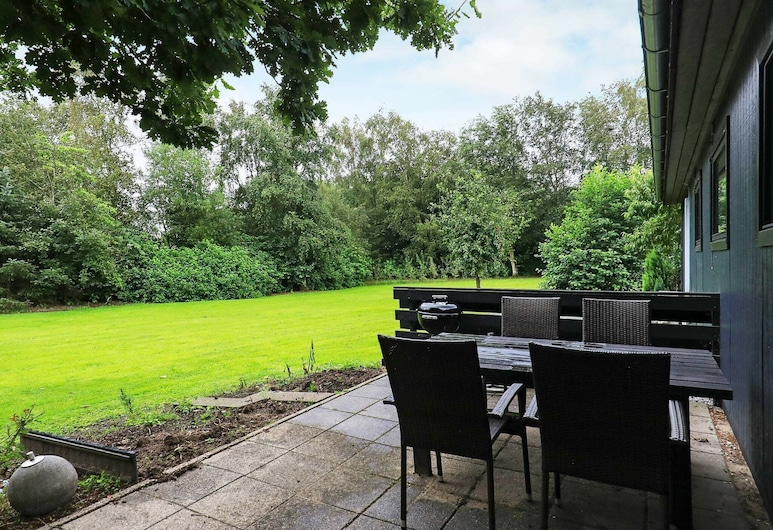 Elegant Holiday Home in Fur With Barbecue, Roslev, Balkon