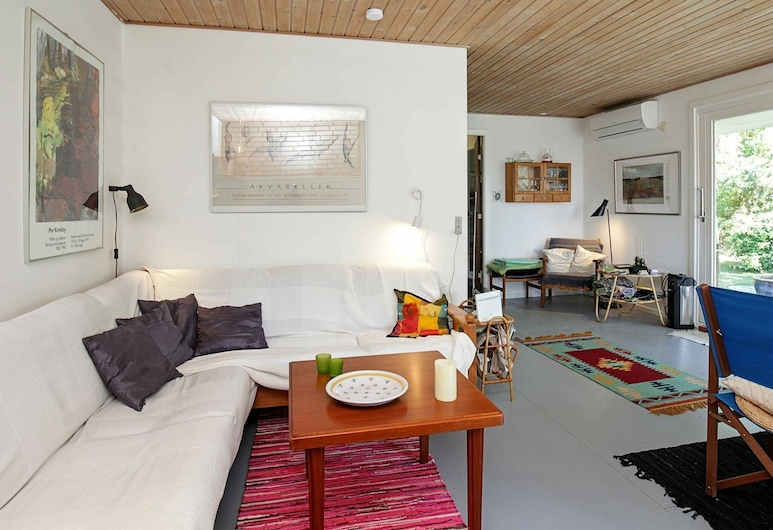 Modern Holiday Home in Zealand With Terrace, Slagelse, Stue
