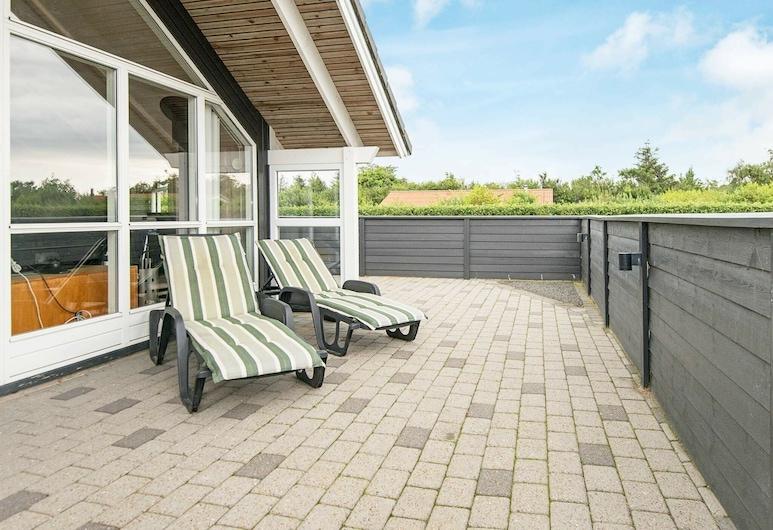 Modernized Holiday Home in Jutland With Sauna, Hemmet, Balcony