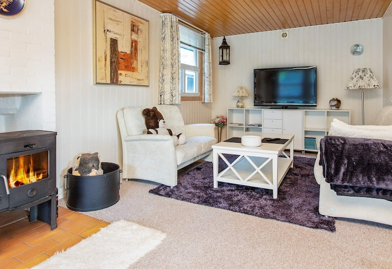 Captivating Holiday Home in Vig With Terrace, Vig, Reception