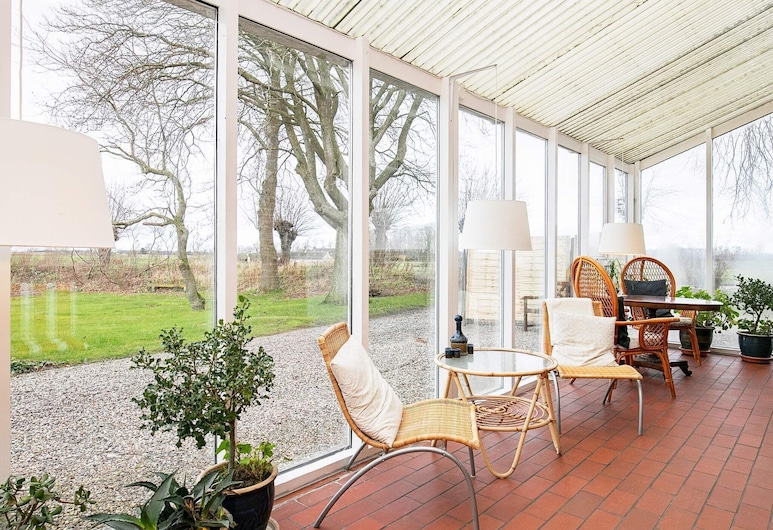 Garden-view Holiday Home in Funen With Terrace, Bogense, Balcony