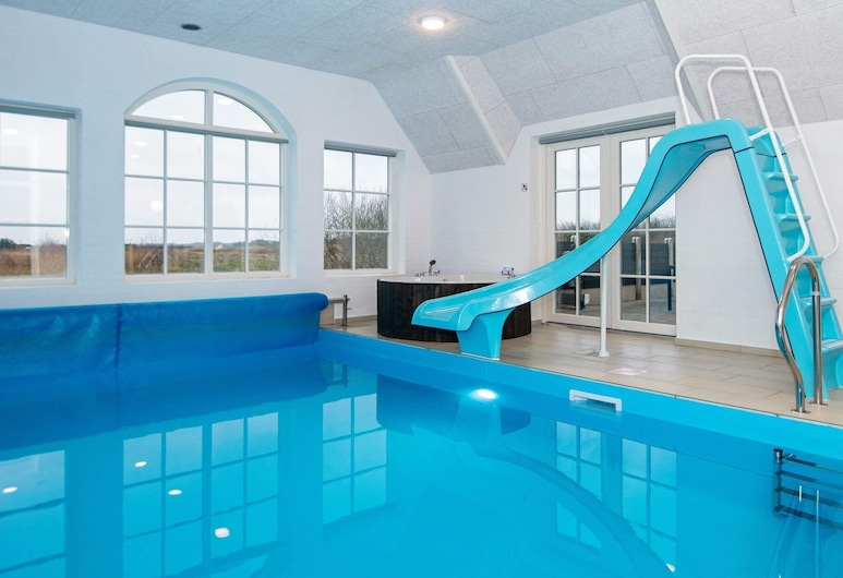 Luxurious Holiday Home in Ulfborg With Swimming Pool, Ulfborg, Hồ bơi