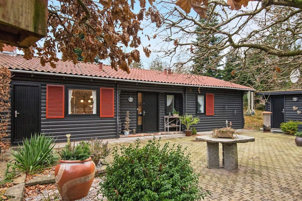 Charming Holiday Home in Børkop With Terrace