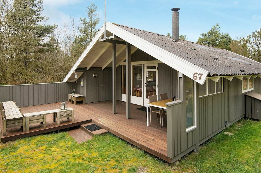 Homely Holiday Home in Jutland With Terrace