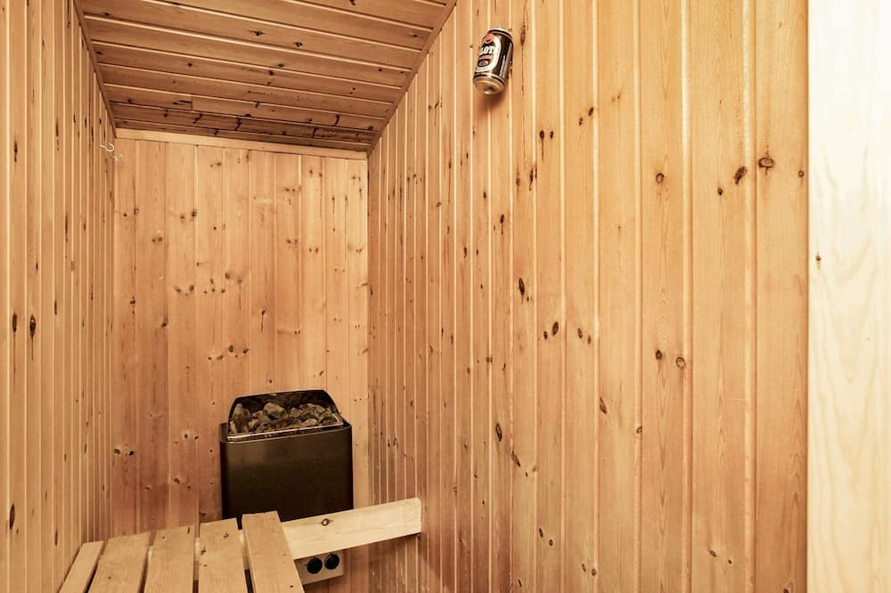 Gorgeous Holiday Home in Jutland, Midtjylland With Sauna