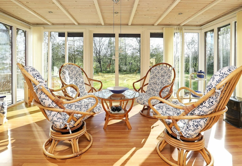 Modern Holiday Home in Jutland, Nordjylland With Terrace, Strandby