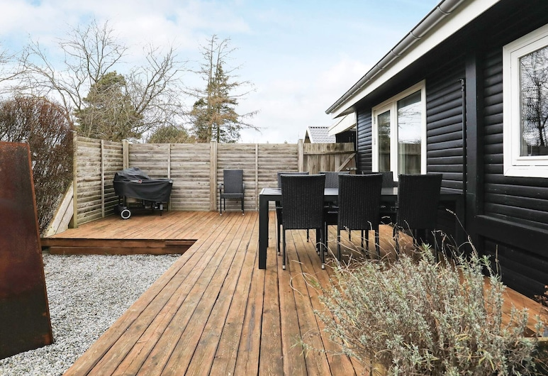 Gorgeous Holiday Home in Funen, Syddanmark With Sauna, Bogense, Balcony