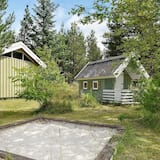 Exotic Holiday Home in Nørre Nebel With Sauna