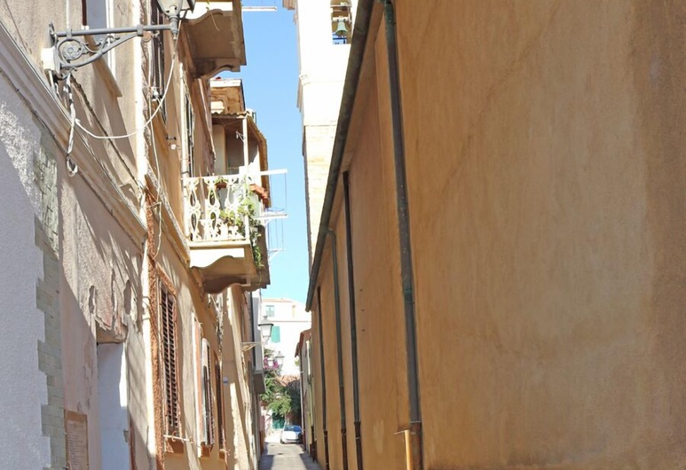 Residenza Zonza, La Maddalena, Hotelgelände
