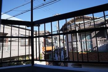 大阪市、桜川 松の写真