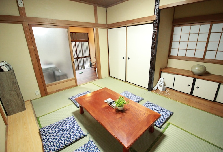 Namba South Lamu Japanese villa max 10, 大阪市, 3ベッドルーム一軒家, 部屋