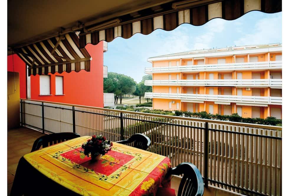 アパートメント 2 ベッドルーム (32) - バルコニー