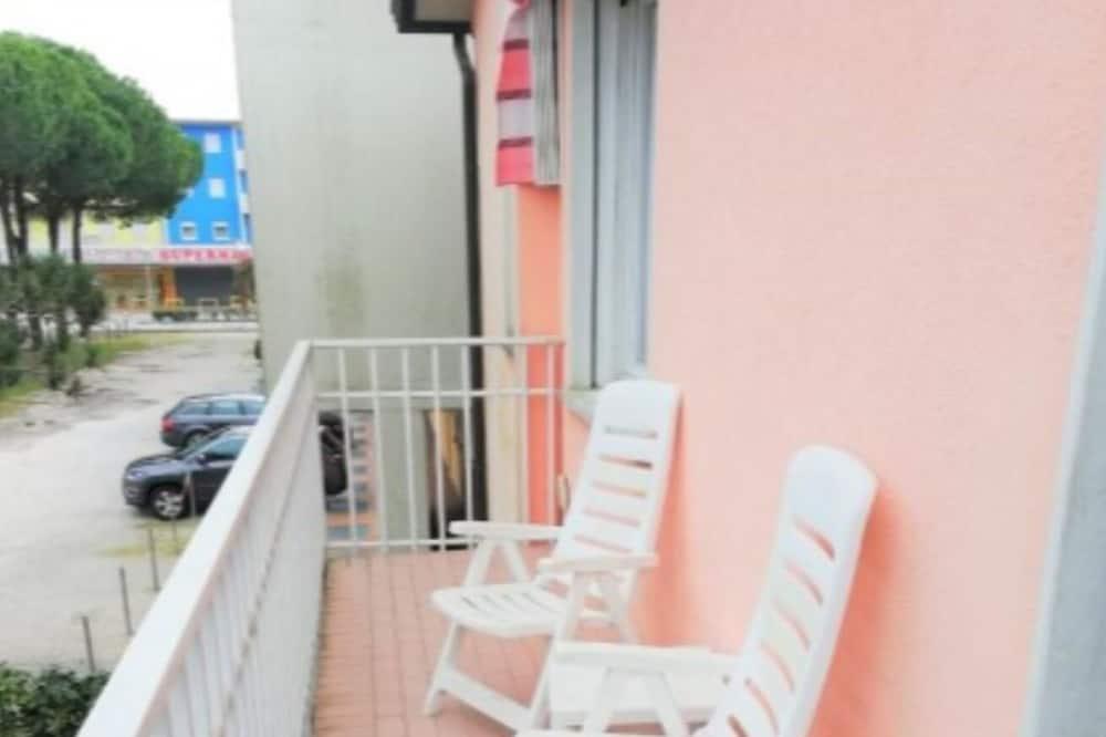 Appartamento, 1 camera da letto (5) - Balcone