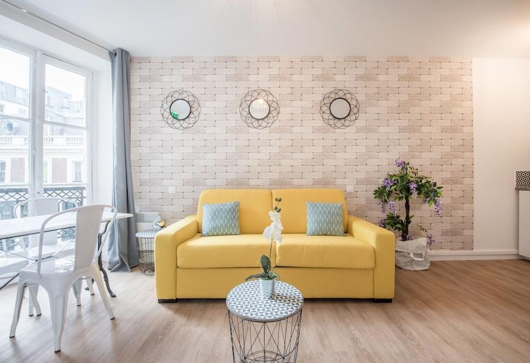 Apartments WS Opéra - Rossini, Paryż, Apartament (27), Salon