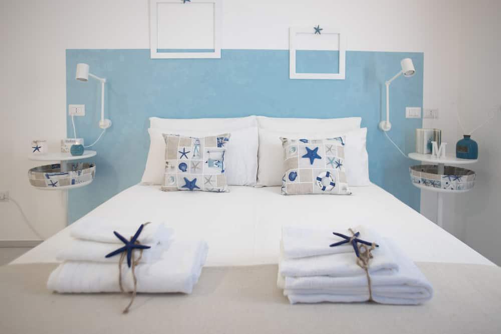 Comfort-lejlighed - 1 soveværelse - ikke-ryger - køkken (Stella Marina) - Værelse