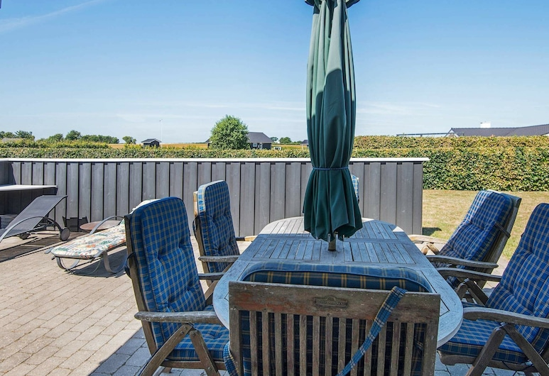 Cozy Holiday Home in Haderslev With Beach Nearby, Haderslev, Balcón