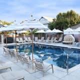 公寓客房, 多張床 (Silver Seas 201) - 泳池